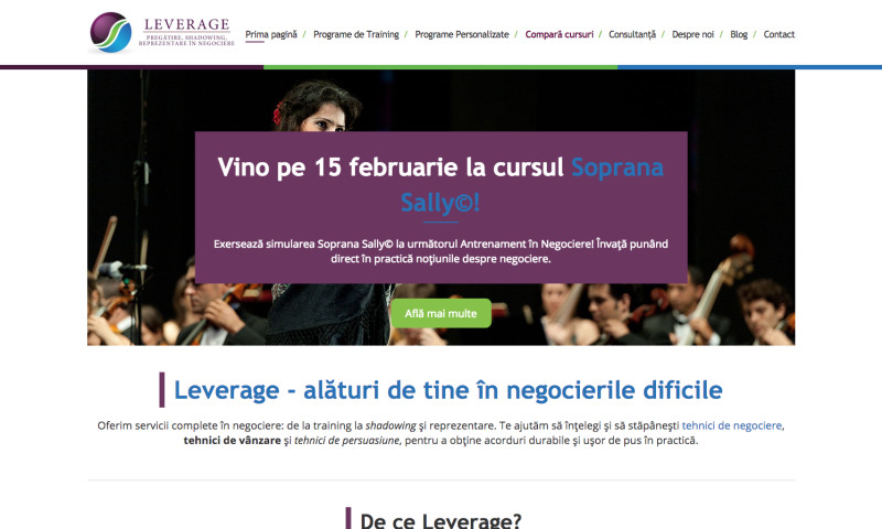 Web Ventures - Get Leverage