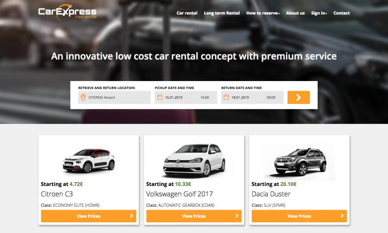 Web Ventures - Carexpress