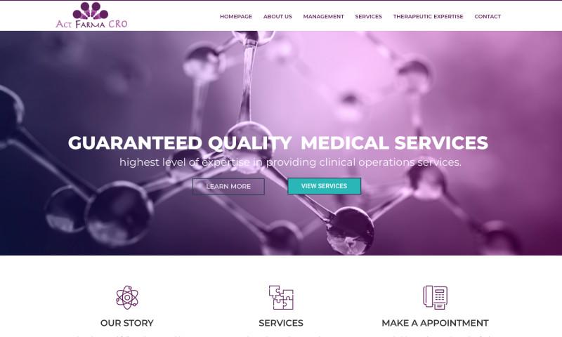 Web Ventures - Actfarma
