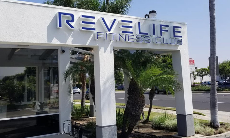 ElephantMark - ReveLife Fitness Club