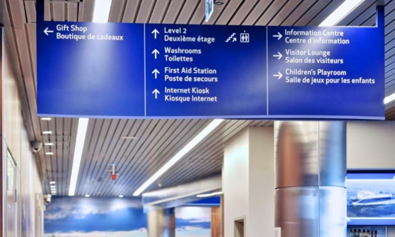 Vibe Creative Group - Marine Atlantic - North Sydney Terminal