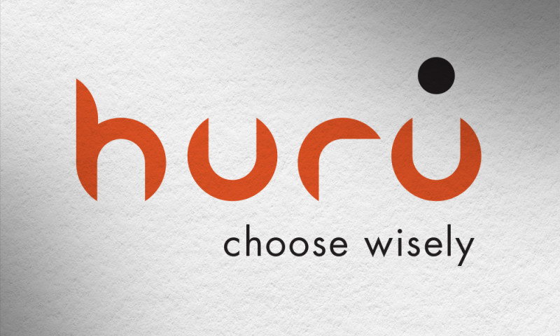AXIS visual - HURU logo