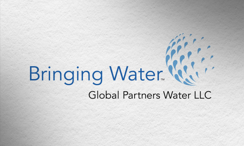 AXIS visual - Bringing Water Logo
