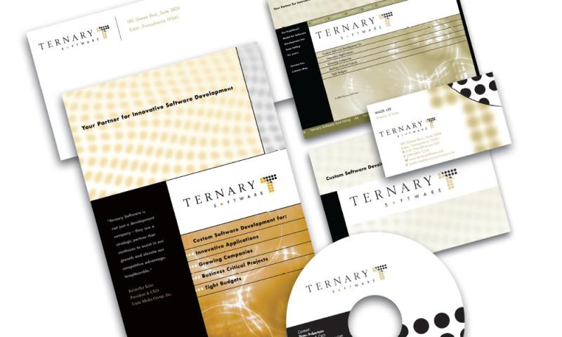 AXIS visual - Ternary Branding