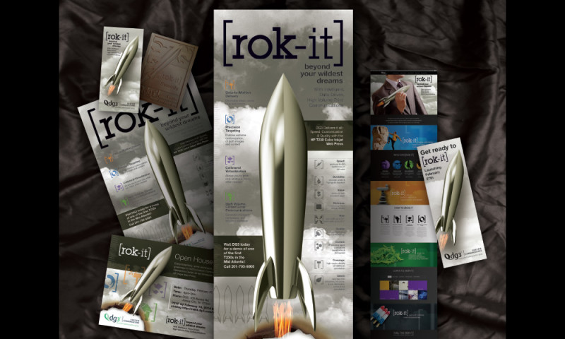 AXIS visual - ROKIT campaign