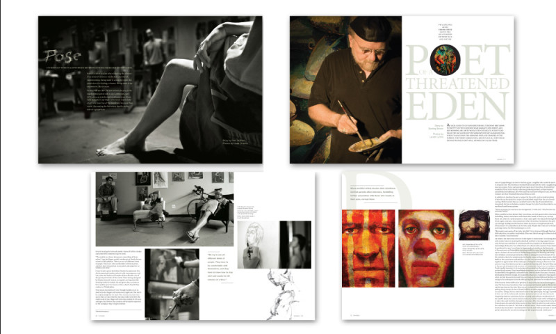AXIS visual - Envision spreads