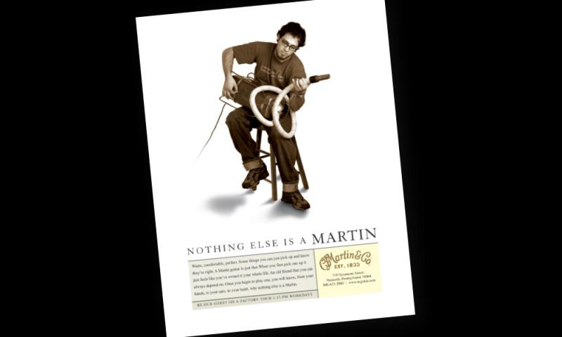 AXIS visual - Martin ads