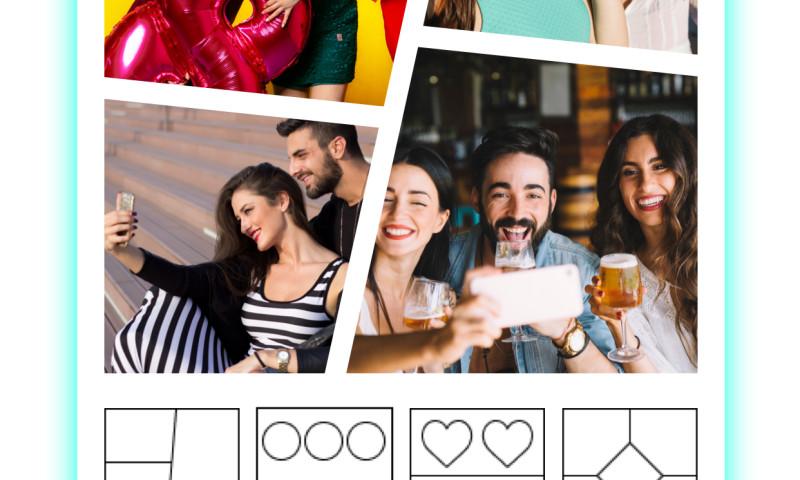 NectarBits - PhotoMontage - Photo Collage Maker App