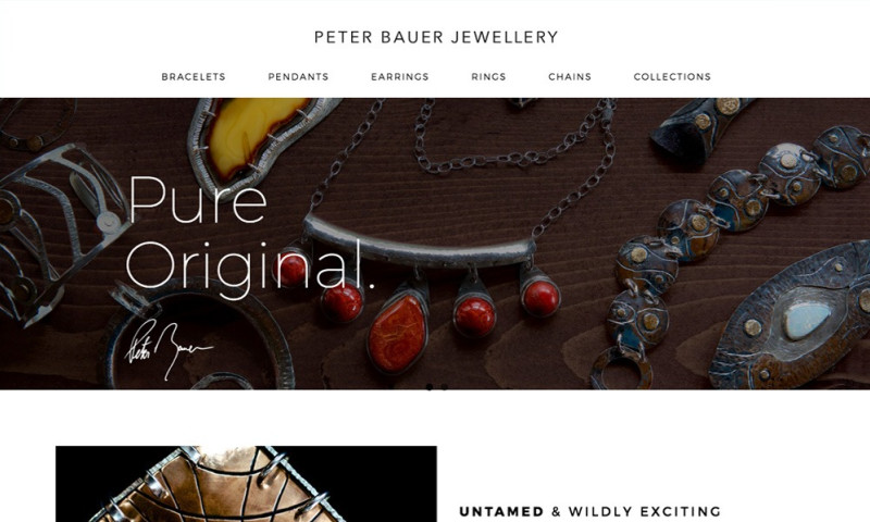 Vibe Creative Group - Peter Bauer Silver