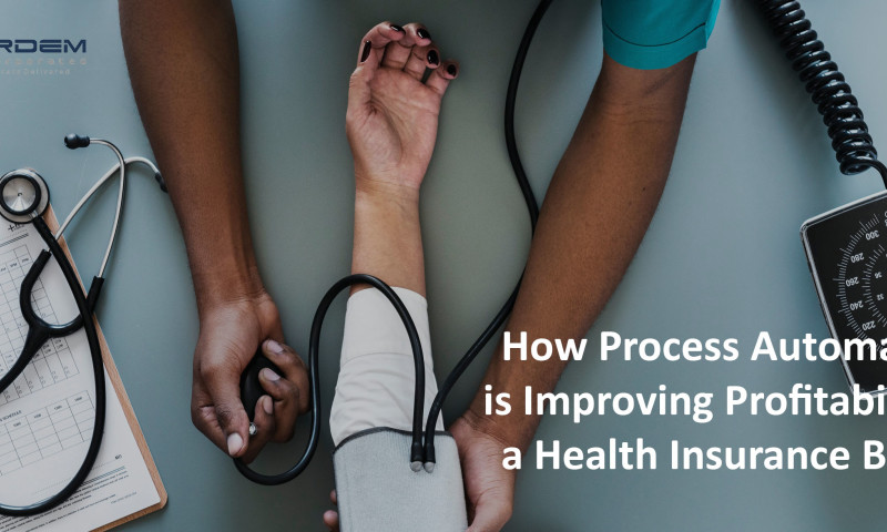ARDEM Incorporated - How Process Automation is Improving Profitability at a Health Insurance Broker