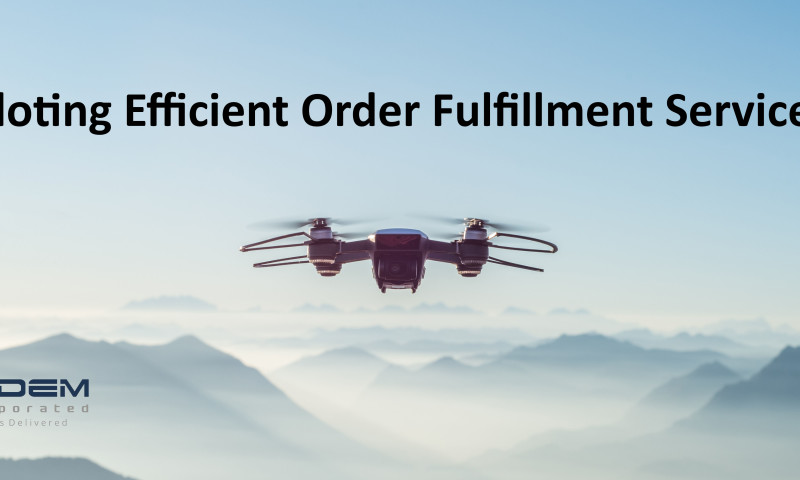 ARDEM Incorporated - Piloting Efficient Order Fulfillment Services