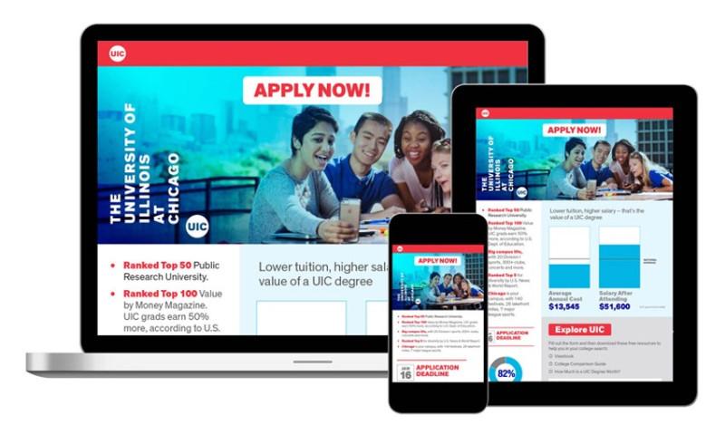 Studio V Design - Digital marketing to students