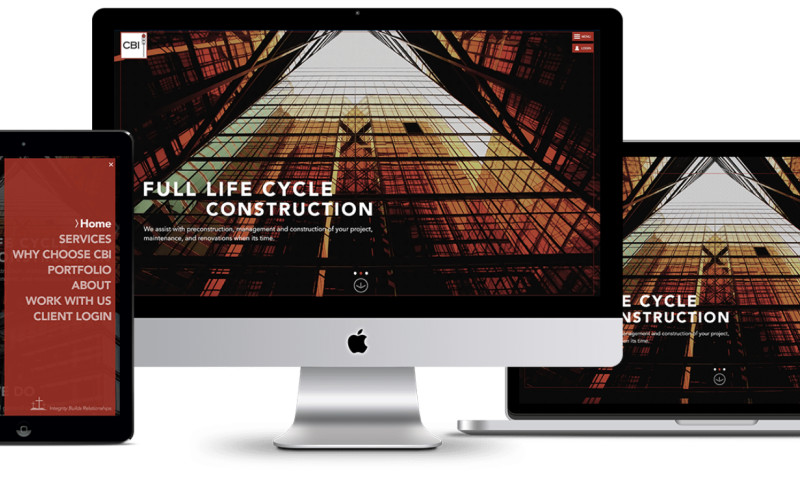Applied Imagination - Advancing construction with a ground-breaking website and custom software suite