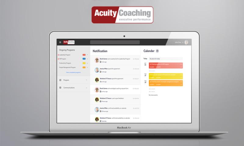 Digiryte - Acuity Coaching | Web