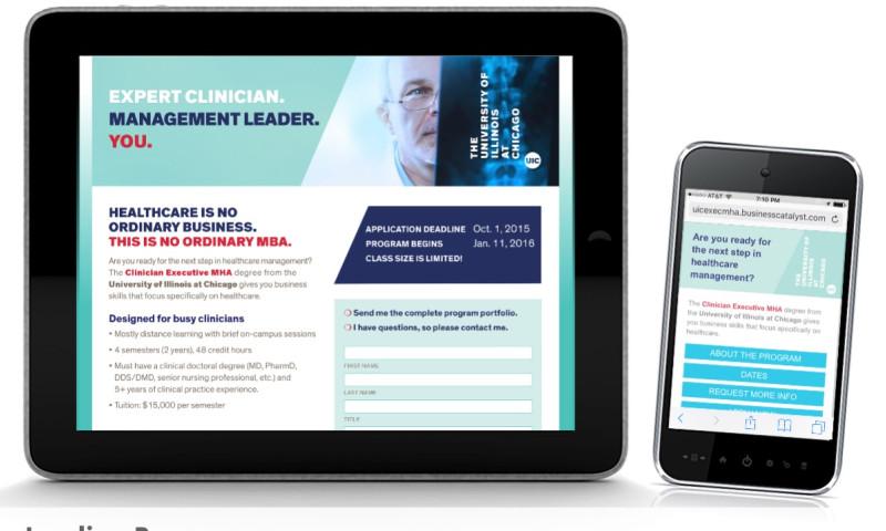 Studio V Design - Digital marketing to reach physicians