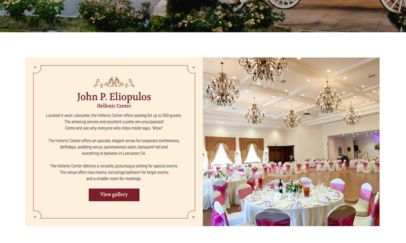 Jolly Good Media - Event Venue and Banquet Hall