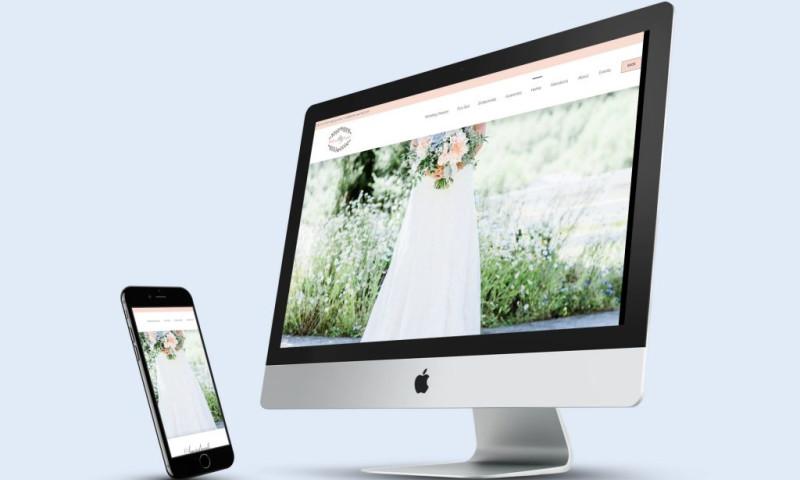 Mint Design Agency - Bellevue Bridal