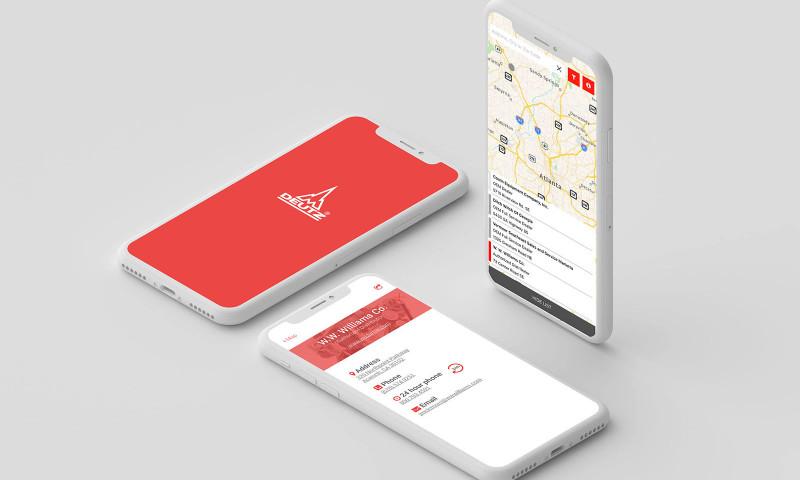 Azul Arc - DEUTZ Corporation - Service Locator