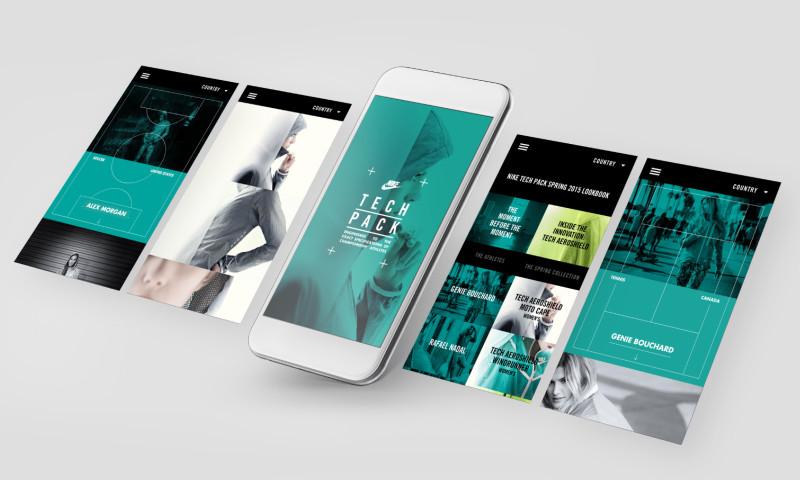metajive - Nike Tech Pack
