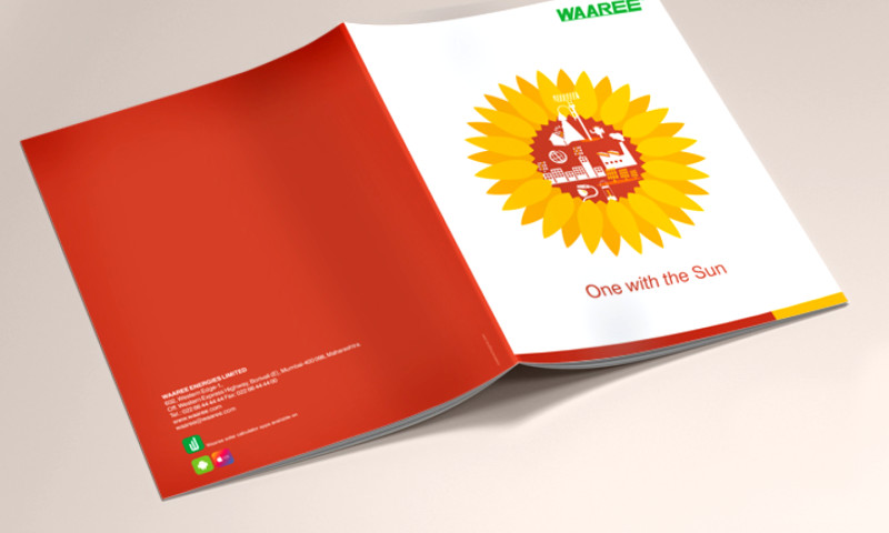 Creative Imagine Advertising - Waaree Group