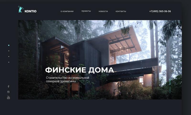 Dunice Alliance - Scandinavian wood houses