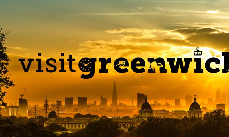 Fit Creative - Visit Greenwich branding