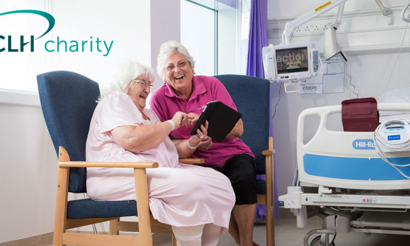 Fit Creative - UCLH Charity website