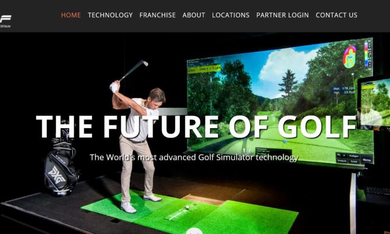PX Media - XGolf – Simulator Corporat and Franchise Websites