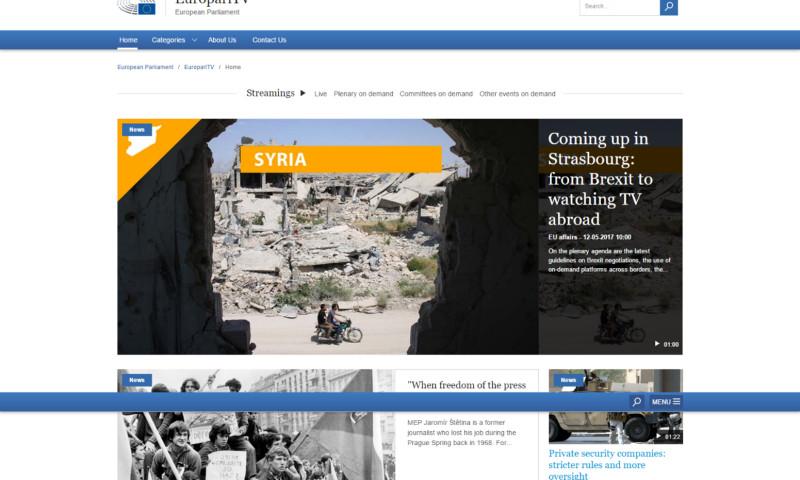 LaviniaNext - THE WEBTV OF ALL EUROPEANS