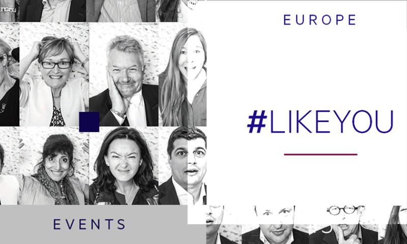 Polydea - EU40 #LikeYou Campaign