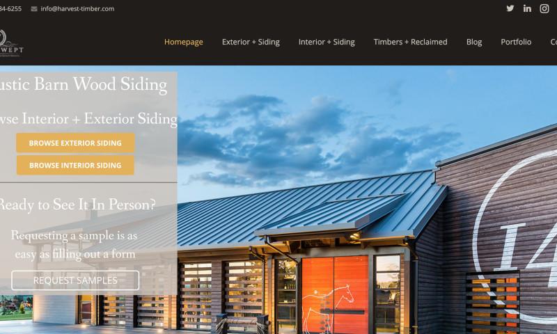 W3 Affinity - Manufacturer Website Design