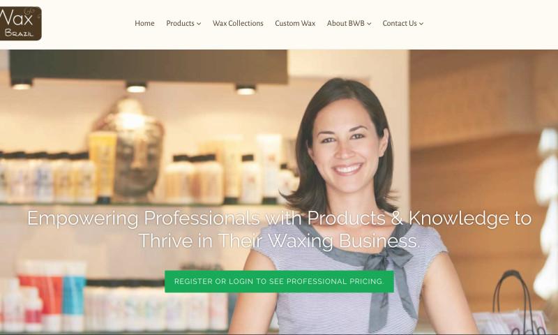 W3 Affinity - Shopify Design for Manufacturer