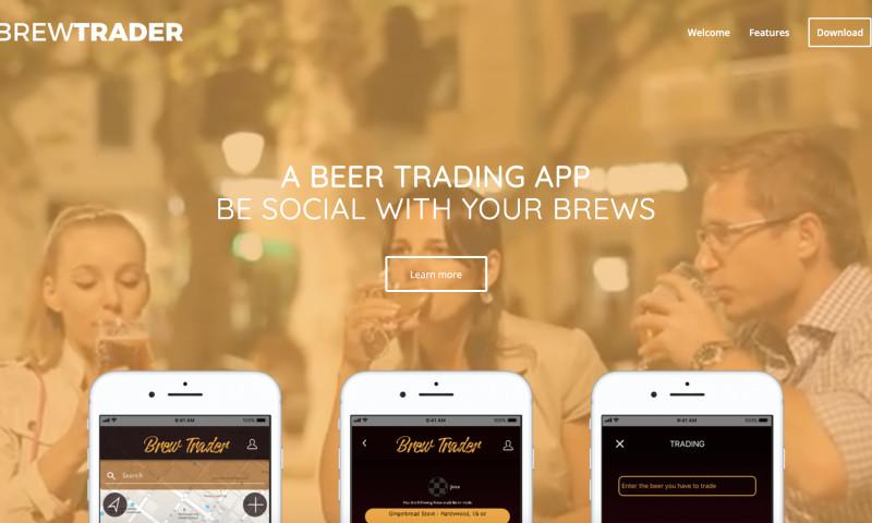 W3 Affinity - Beer Company Website Design
