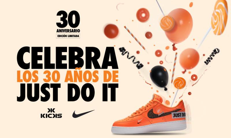 Tomorrow - 30 years of Just Do It - Nike
