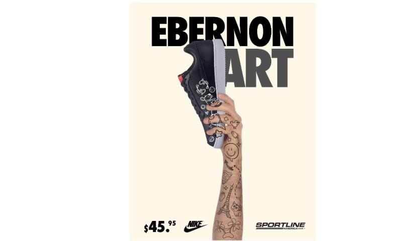 Tomorrow - Ebernon Art - Nike