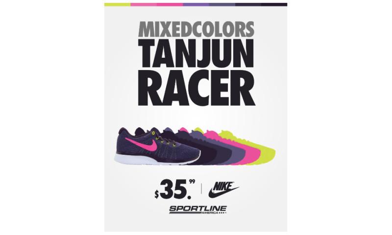 Tomorrow - Tanjun Racer - Nike