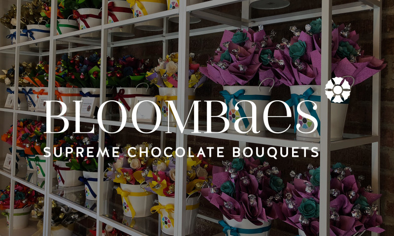 Hudson Integrated - Bloombaes Chocolate Bouquets
