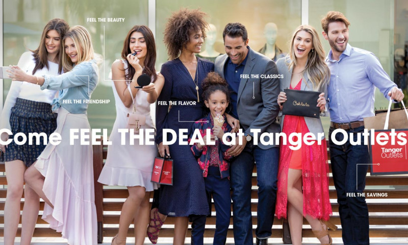 infinitee - Tanger Outlets 2018 Spring Campaign