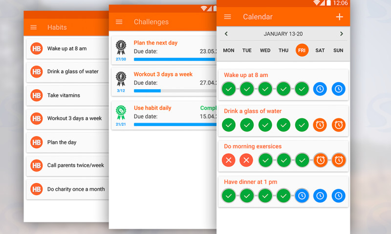 Smartym Pro - Habit builder app