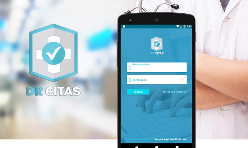 Consagous Technologies - DRCITAS – MEDICAL (PATIENT) APPOINTMENT SCHEDULING APP