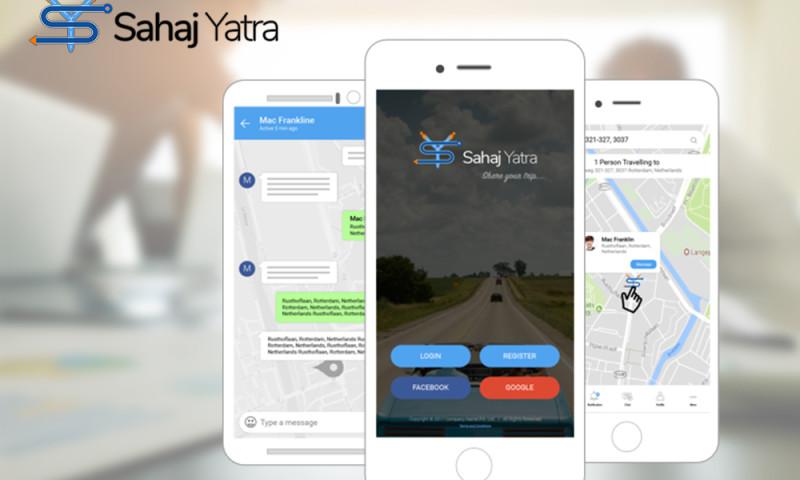 Consagous Technologies - SAHAJ YATRA ANDROID APP