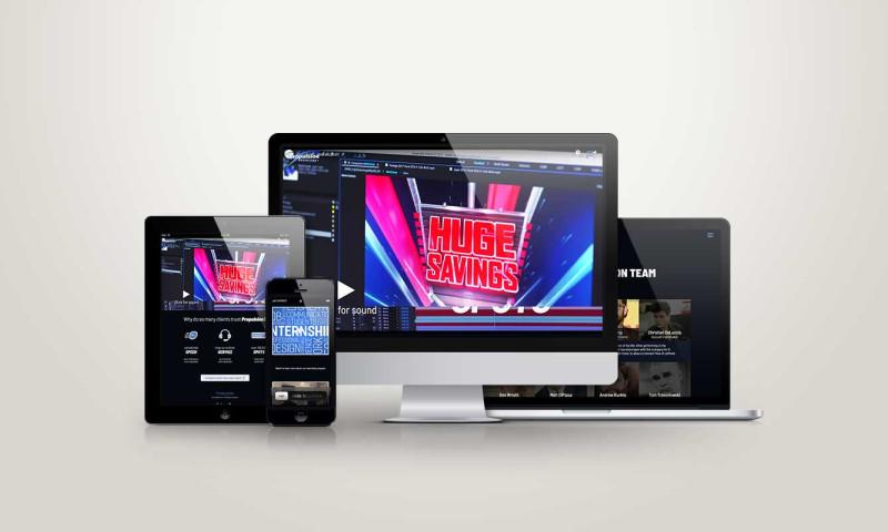 3PRIME Web Solutions - Propulsion Media Labs