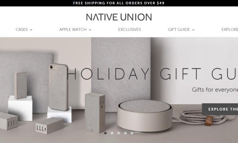 Coalition Technologies - Native Union