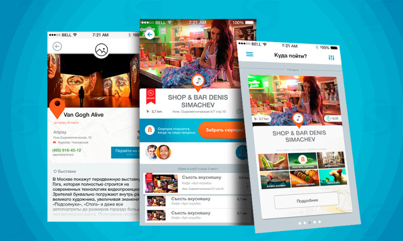 Smartym Pro - Free time planner / Entertainment promotion