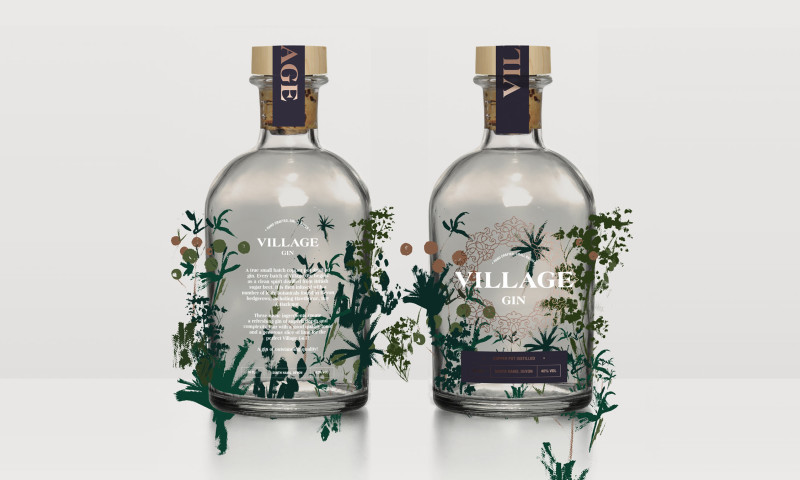 Stylo - Village Gin