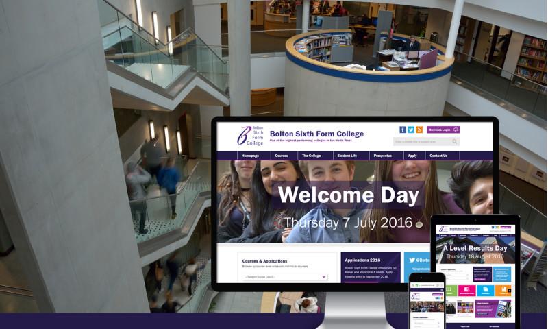 Graham Shapiro Design Ltd (GSD®) - Bolton Sixth Form College