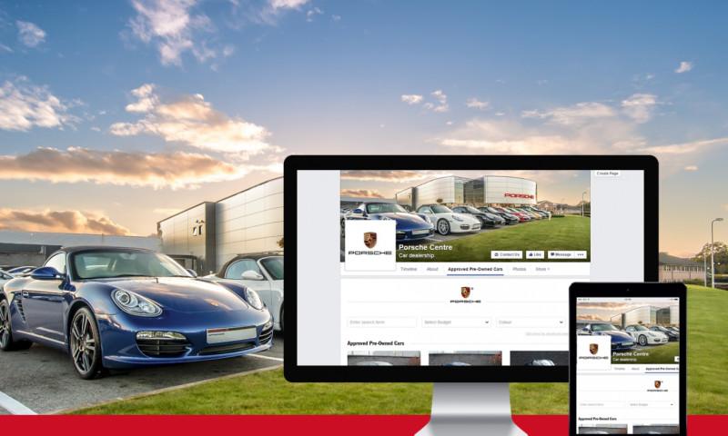 Graham Shapiro Design Ltd (GSD®) - Porsche GB
