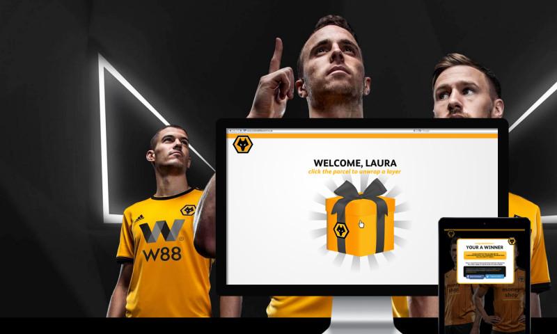 Graham Shapiro Design Ltd (GSD®) - Wolves FC