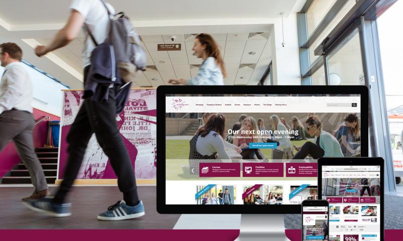 Graham Shapiro Design Ltd (GSD®) - Blackpool Sixth Form College