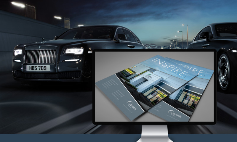 Graham Shapiro Design Ltd (GSD®) - Rybrook Inspire Magazine